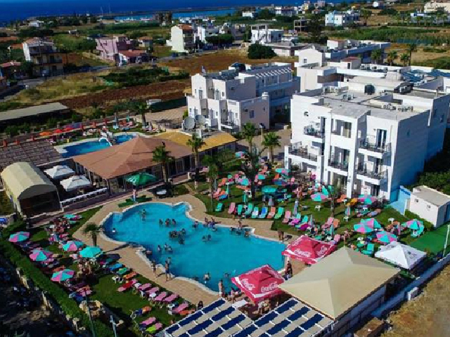 Yiannis Manos Apartments