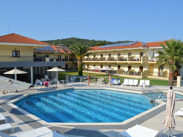 Aristotelis Hotel Fourka