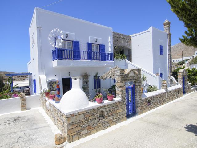 Evi Studios Amorgos