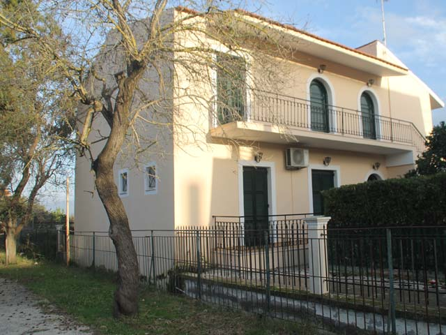 Christina Apartments Corfu