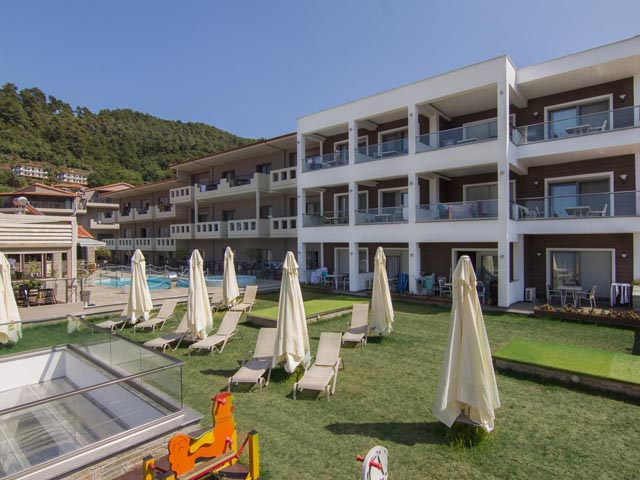 Ntinas Filoxenia Hotel and SPA