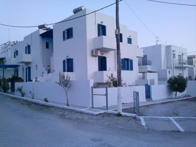 Elena Apartments Milos