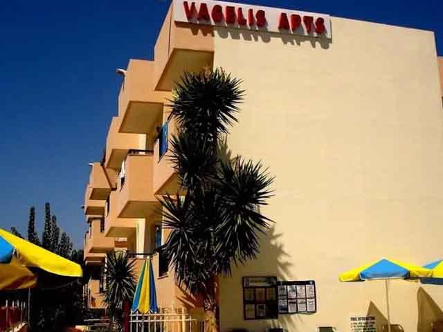 Vagelis Studios and Apts