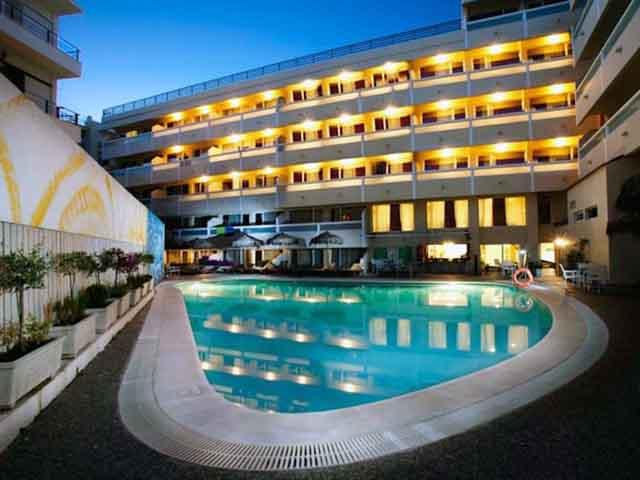 Continental Apartments