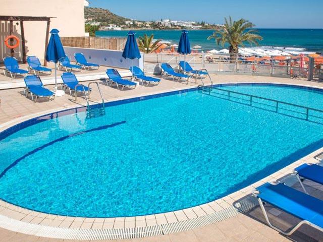 Eleni Beach Hotel Stalis