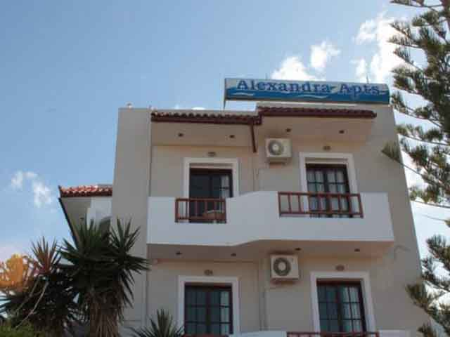 Alexandra Apartments Stalis