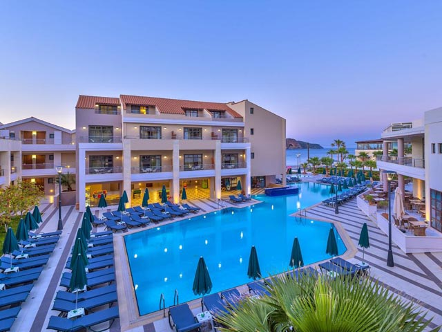 Porto Platanias Beach Resort-Luxury Selection