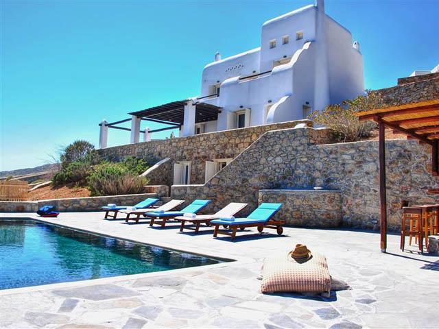Villa Kappas Agios Sostis