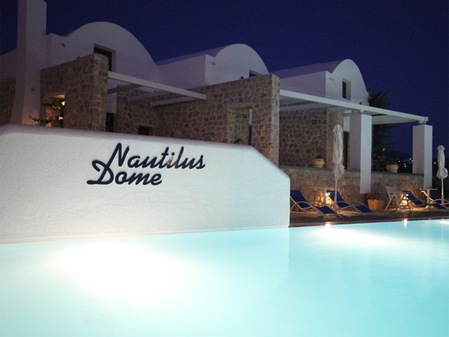 Nautilus Caldera's Suites and Studios