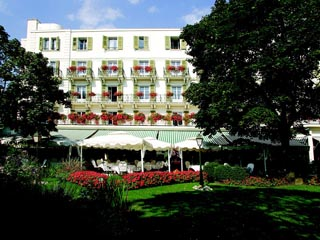 Domaine De Divonne, Grand Hotel