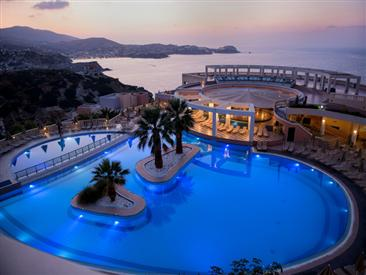 CHC Athina Palace Hotel Resort and Spa