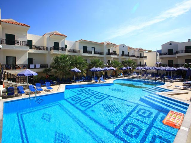 Diogenis Palace Beach Hotel - Apartments