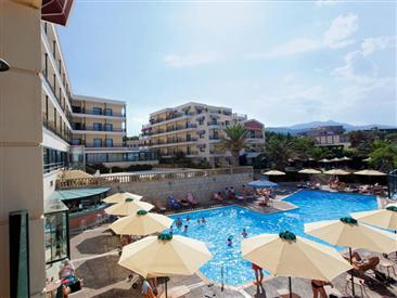 Aquis Aquamarina Hotel
