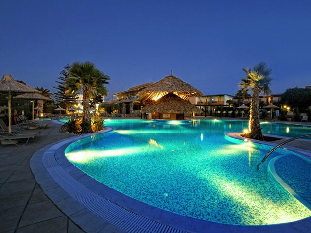 Aphrodite Beach Club Crete Greece