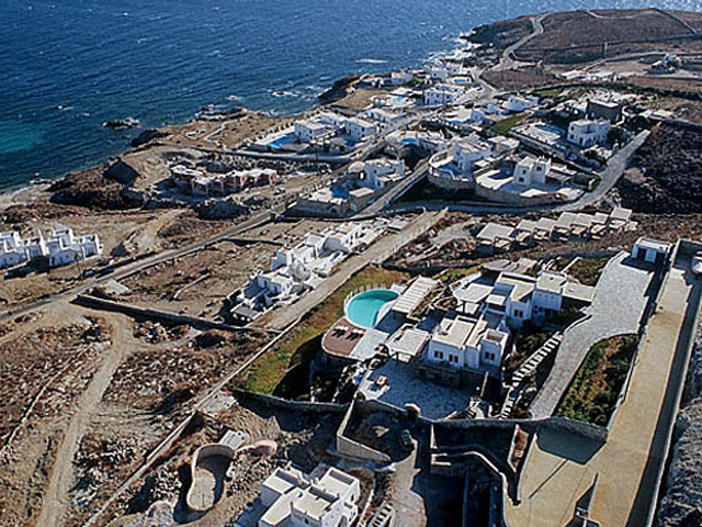 225 MYKONOS Private Villas