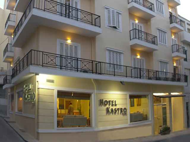 Book now : Kastro Hotel