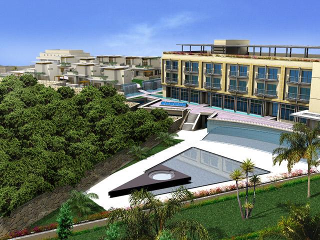E Hotel Spa Resort Luxury Hotels Resorts In Pervolia Larnaca