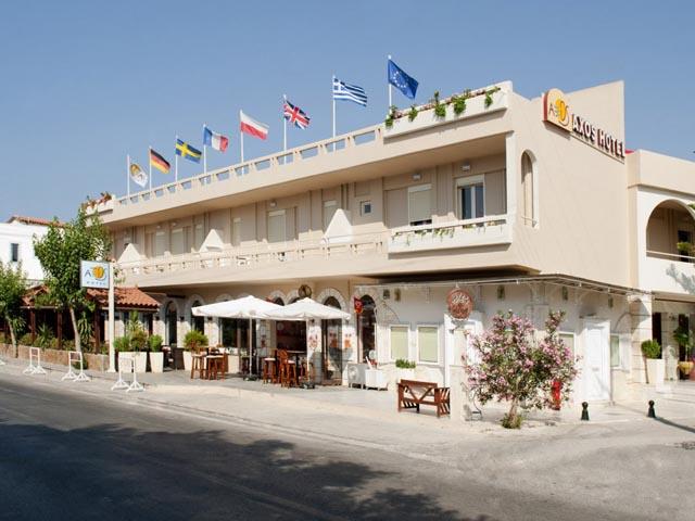 Book now : Axos Hotel