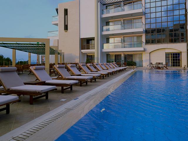 Bella Beach Hotel Hersonissos Griechenland