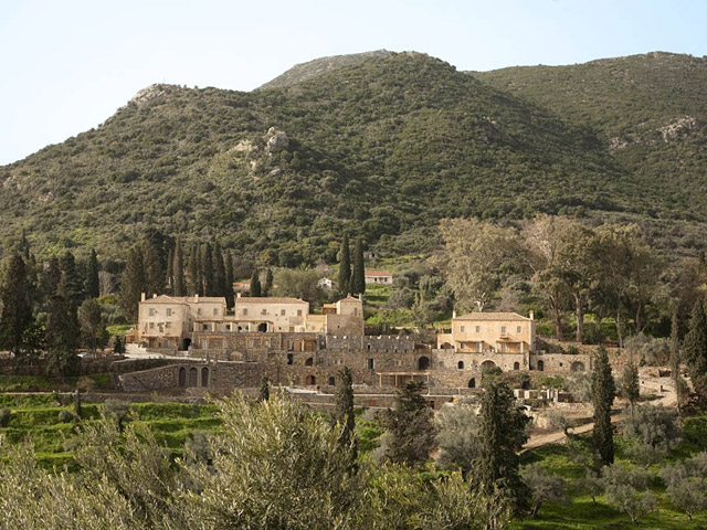 Kinsterna Hotel and Spa Monemvasia