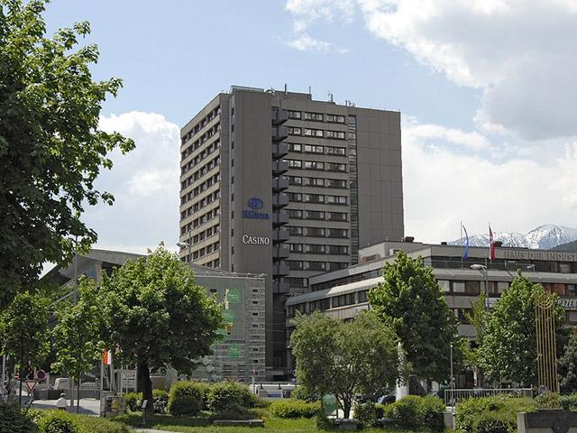 Hotel Hilton Innsbruck Booking