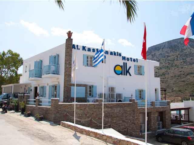 ALK Hotel ( Ex. Al Kastrinakis)