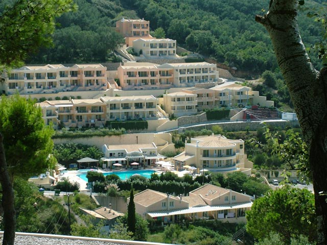 Rosa Bella Corfu Suites & Spa