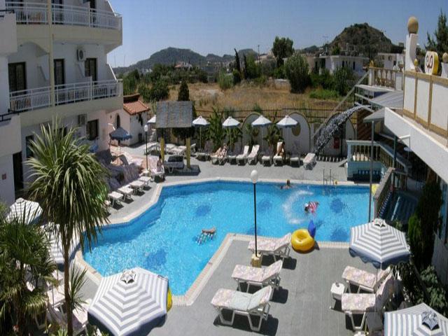 Grecian Fantasia Resort Hotel
