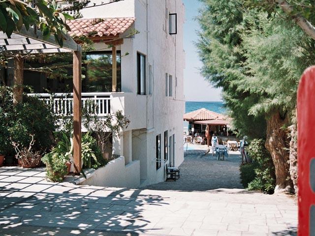 Sunset Beach Hotel Kokkini Hani