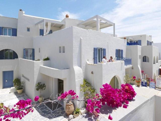 Iria Beach Art Hotel