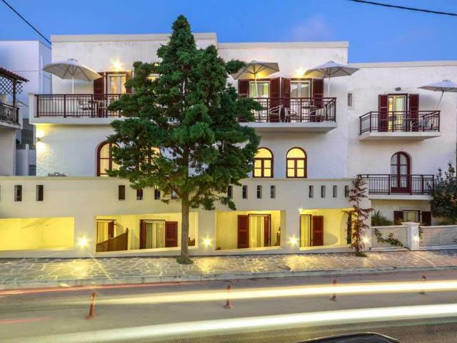 Aeolis Boutique Hotel & Suites