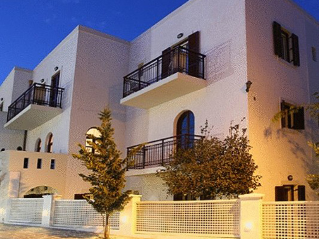 Aeolis Hotel Naxos