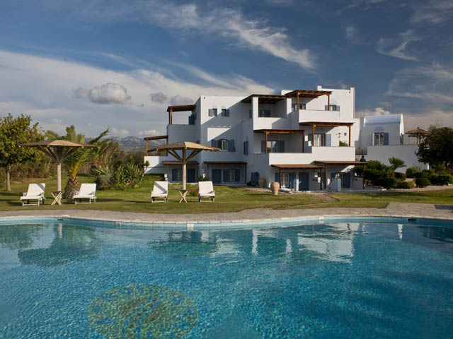 Ammos Naxos Exclusive Apartments & Spa