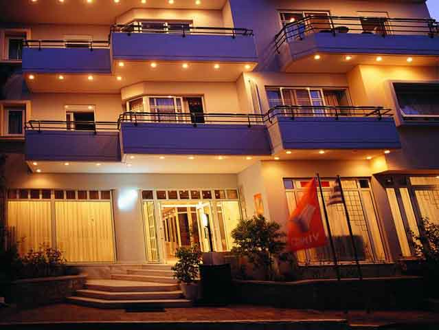 Alantha Apartments
