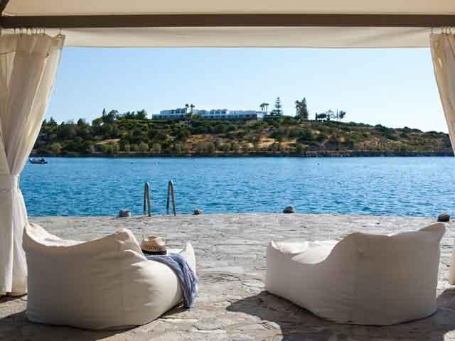 Minos Beach Art Hotel Last Minute