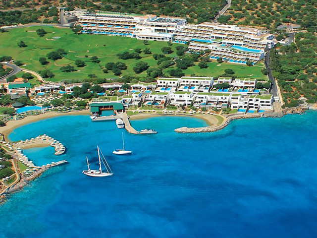 Book now : Porto Elounda Golf and SPA Resort