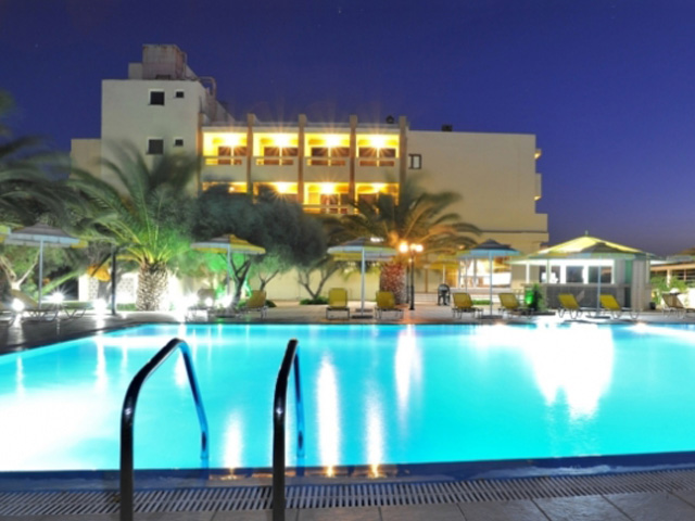 Book now : Tylissos Beach Hotel