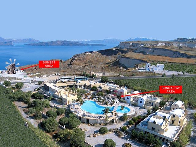 Caldera View Hotel and Bungalows