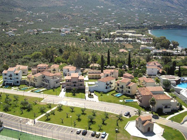 Hotel Elite City Resort Kalamata