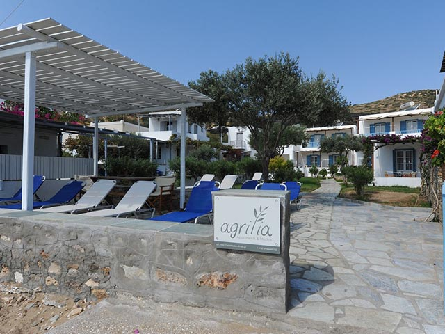 Agrilia Xanthakis Apartments