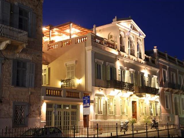 Syrou Melathron Hotel