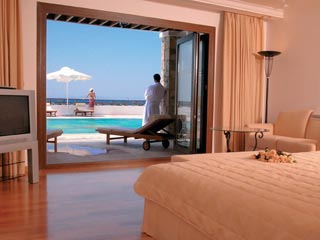 Aldemar Olympian Village - Royal Olympian: Olympia Suite