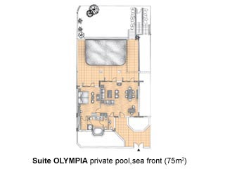 Aldemar Olympian Village - Royal Olympian: Olympia Suites - Private Pool - Royal Olympian