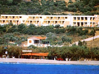Methoni's Amalia Hotel