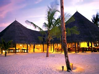 Soneva Gili Resort & Six Senses SpaRestaurant Exterior
