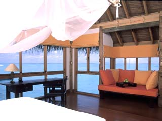 Soneva Gili Resort & Six Senses SpaSoneva Gili Residence bedroom
