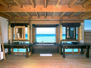 Soneva Gili Resort & Six Senses SpaBathroom