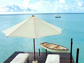 Soneva Gili Resort & Six Senses SpaSun Lounger