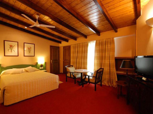 Montana Club HotelDeluxe Room