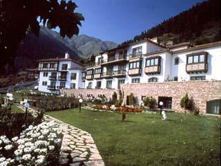 Montana Club HotelExterior View